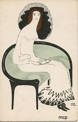 Carte postale de Jung pour illustrer la valeur artistique des cartes postales.