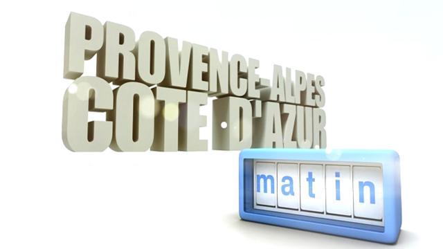Logo de l'émission PACA Matin, sur France 3.