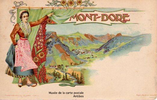 Verso d'une carte postale antérieur à 1904.