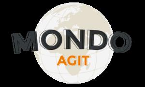 Logo de Mondo Agit, agence de traduction.