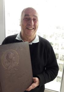 Christian, Créateur Animateur du Musée de la Carte Postale, Président trésorier de l'Association.